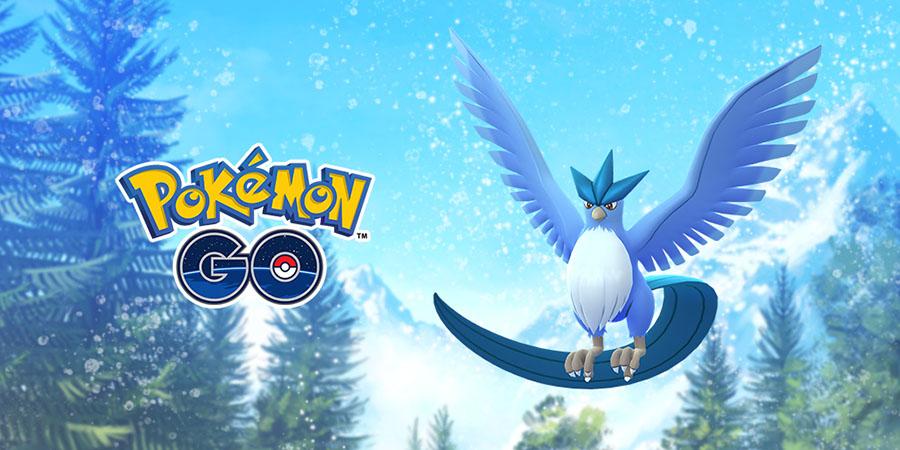 Défi Global : la Journée Artikodin sur Pokémon Go