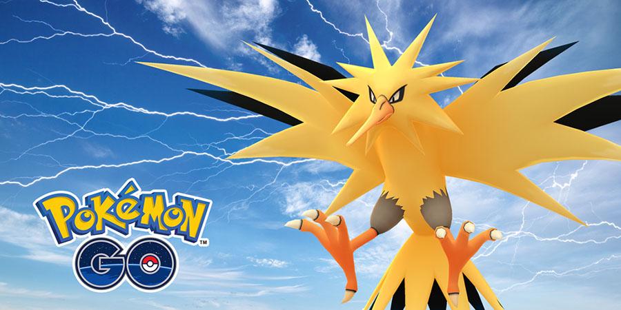 Défi Global : la Journée Électhor sur Pokémon Go