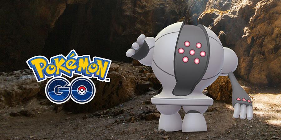 Registeel arrive en Combat de Raid + nouvelles formes d'Alola sur Pokémon Go