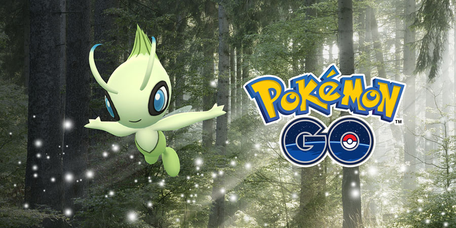 Célébi à l'honneur d'une nouvelle Étude Spéciale sur Pokémon Go