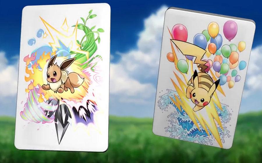 Pokémon Let's Go Pikachu et Évoli : Pikachu Surf, nouvelles attaques et fonctionnement des CS