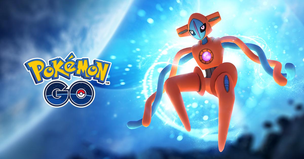 Pokémon GO - Ultra Bonus de 2019 - Semaine 2 - Deoxys