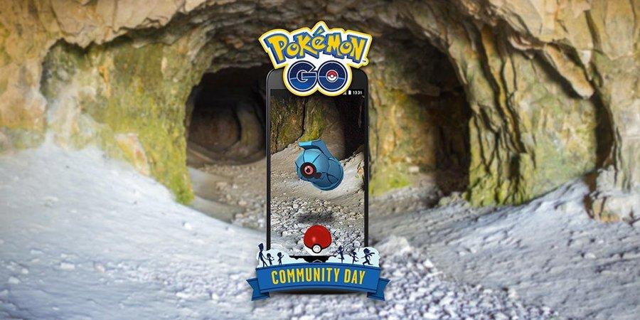 Pokémon Go Community Day du mois d'Octobre : Terhal à l'honneur ?