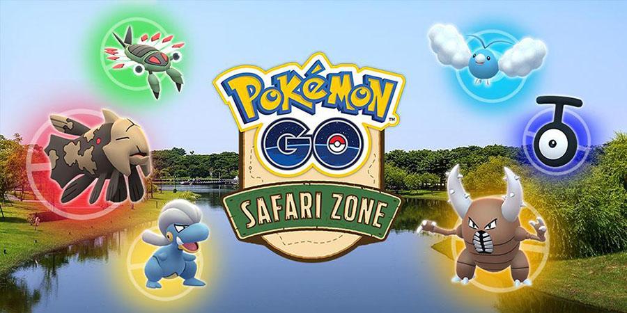 Pokémon Go : nouveau Pokémon Go Safari Zone à Tainan (Taiwan)