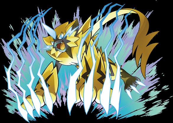 Pokémon Ultra-Soleil et Ultra-Lune : Zeraora distribué en Octobre chez Micromania