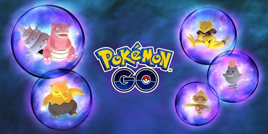 Pokémon Go - Fantasmagorie Psy