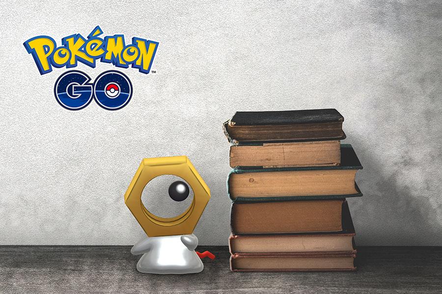 Pokémon Go : nouvelle Étude Spéciale sur Meltan cet hiver