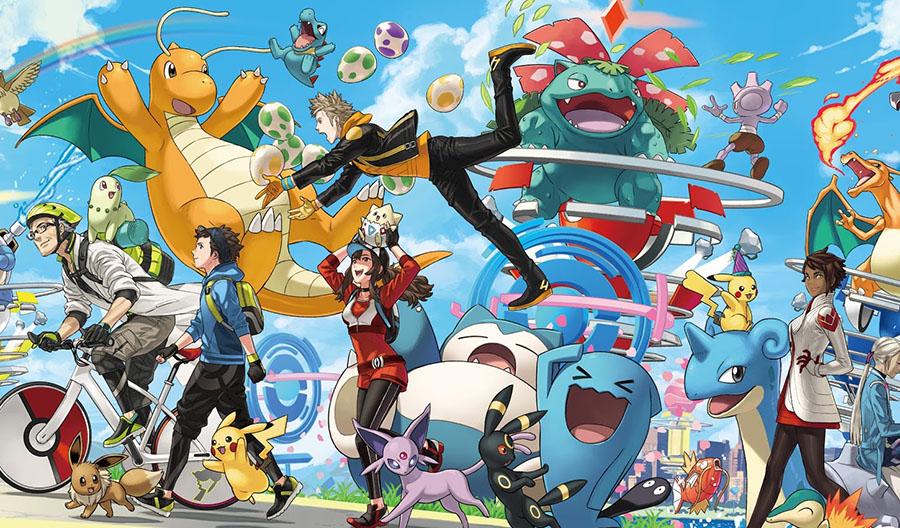 Pokémon Go en chiffres