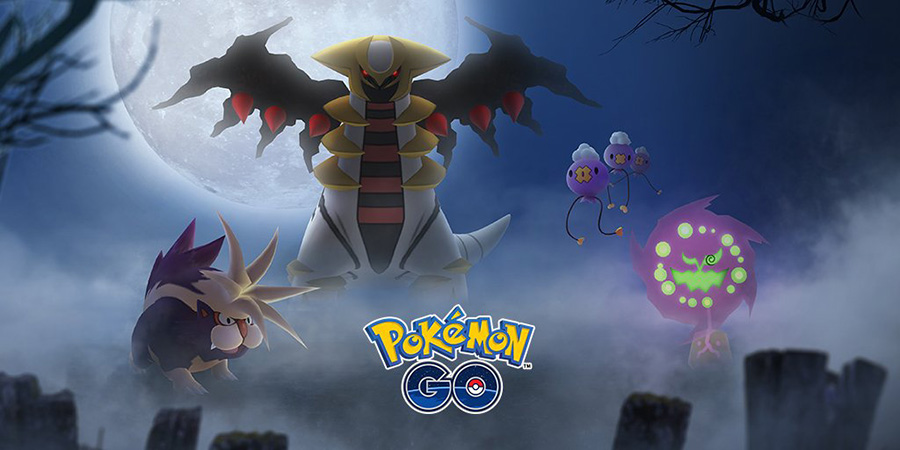 Pokémon GO - Halloween 2018