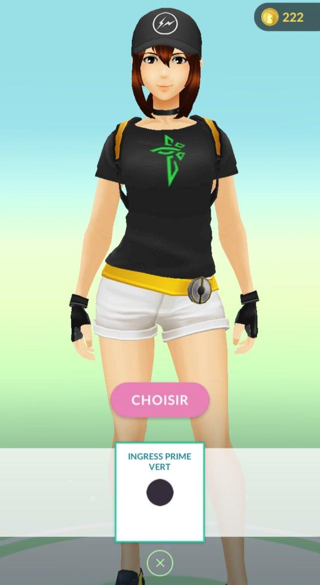 Pokémon GO - Vêtement 2