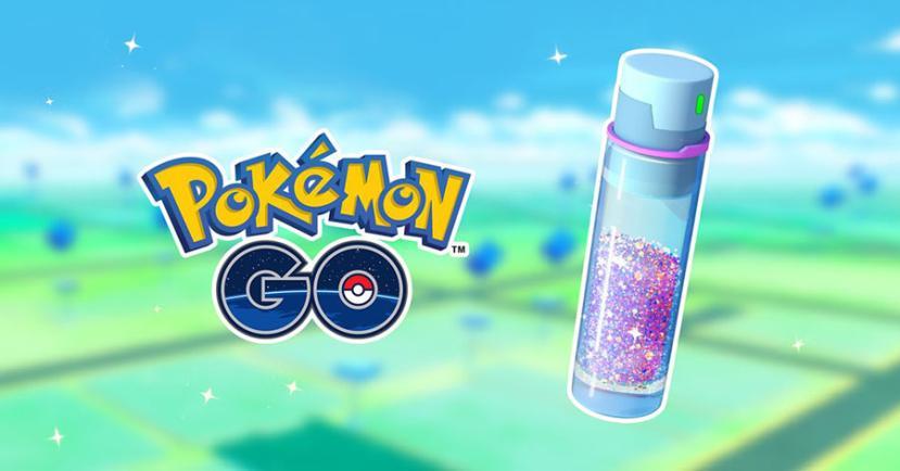 Pokémon GO - Explosion de Poussières Étoile