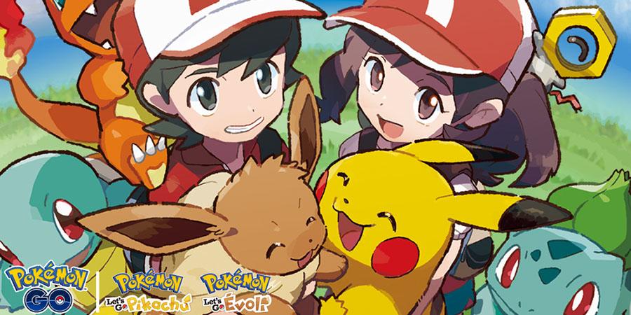 Pokémon GO - Événement Let's Go
