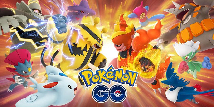 Pokémon GO - Combats de Dresseurs
