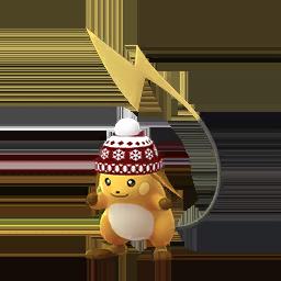 Pokémon GO - Raichu Printemps 2019