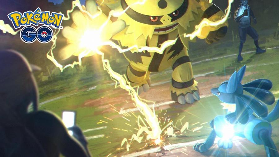 Pokémon GO - Les Combats de Dresseurs
