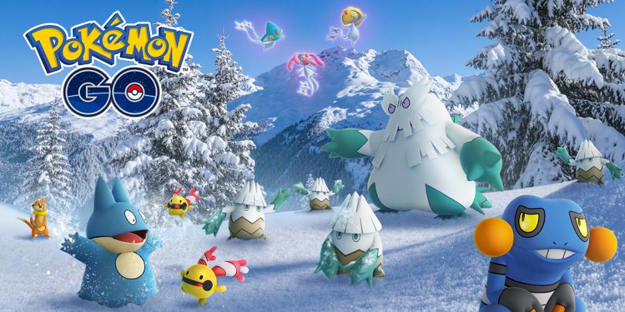 Pokémon GO - Fêtes d'hiver 2018