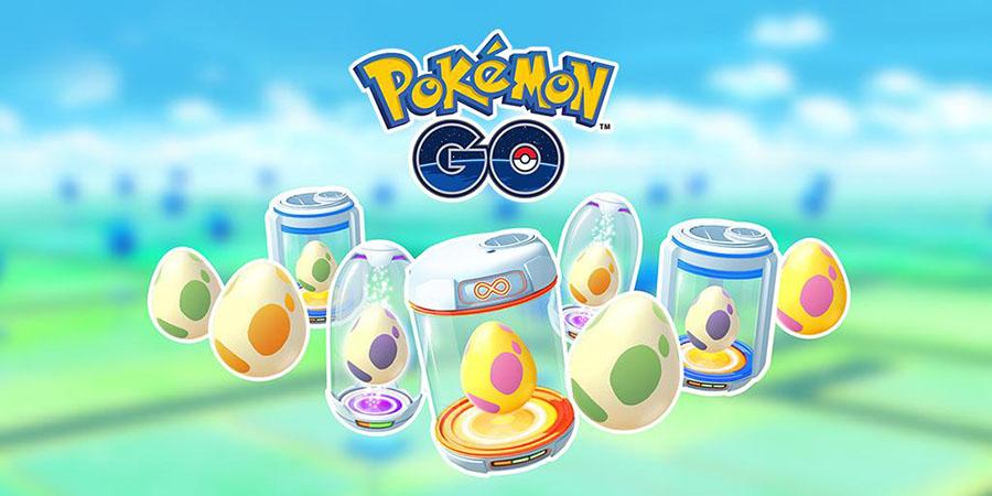 Pokémon GO : le Marathon Éclosion de 2020 est là !