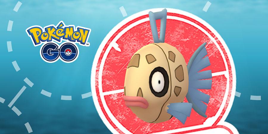 Pokémon GO : Barpau à l'honneur d'une Étude ciblée