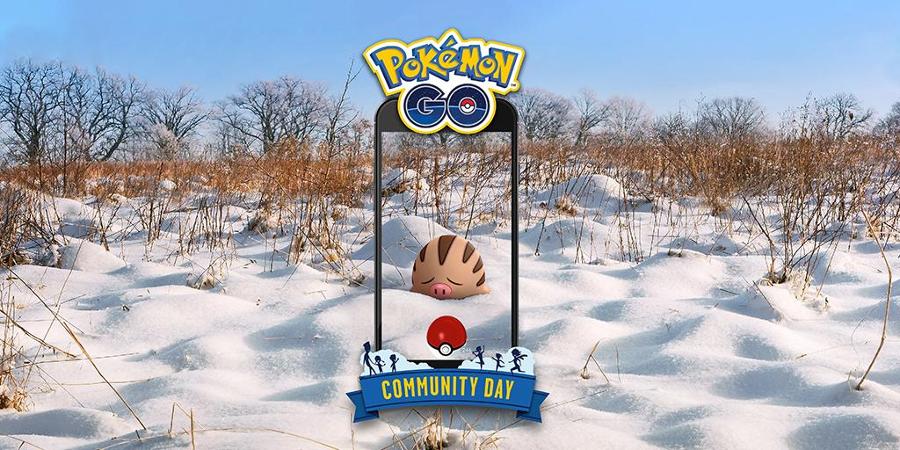 Marcacrin en vedette lors du Pokémon Go Community Day du mois de Février