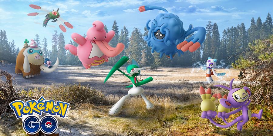 Pokémon GO - La suite de la 4G