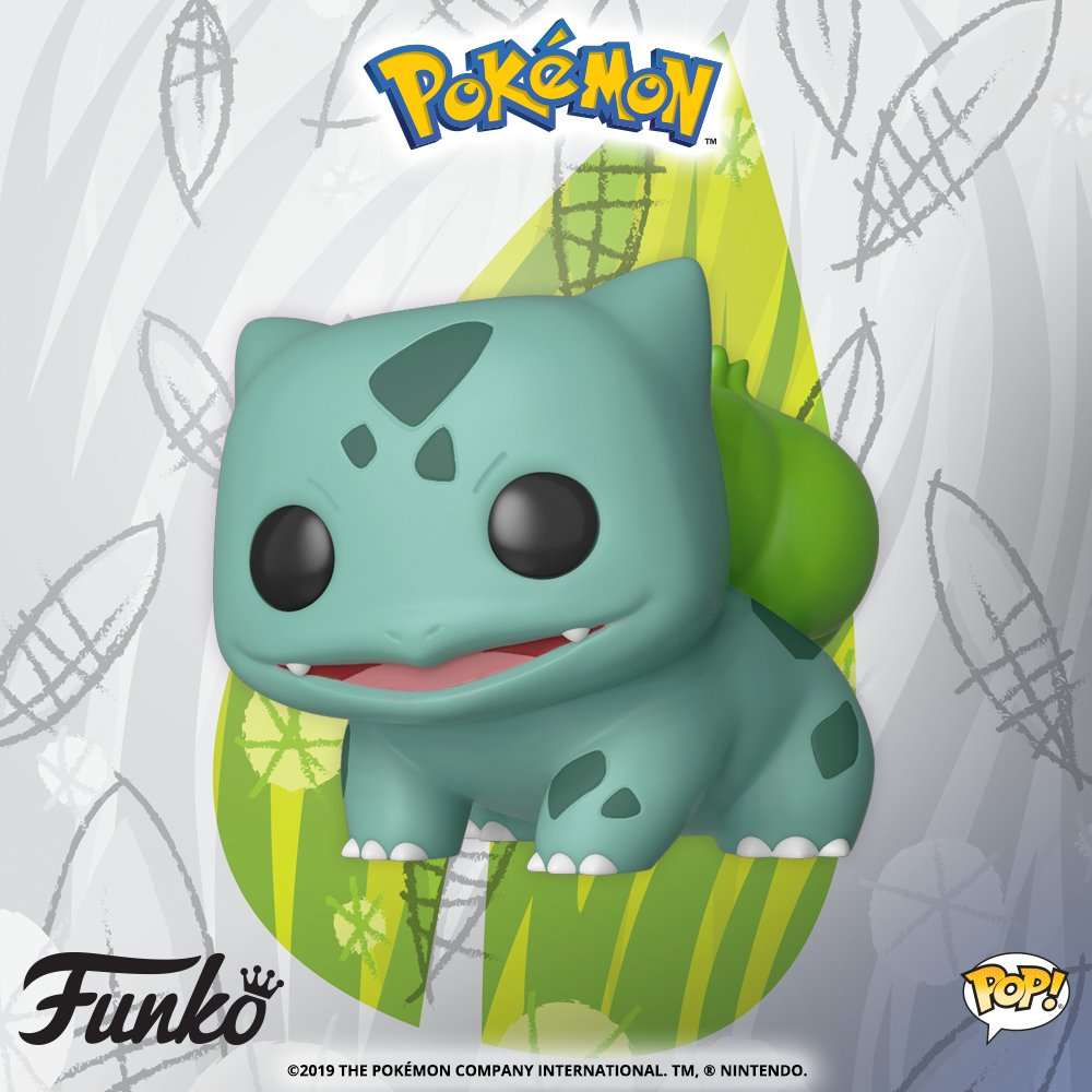Figurine Funko Bulbizarre