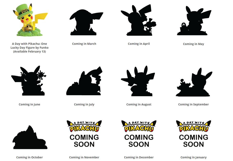 Figurines Funko Pikachu