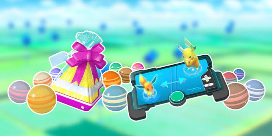 Pokémon GO : l'amitié mise à l'honneur lors d'un événement !