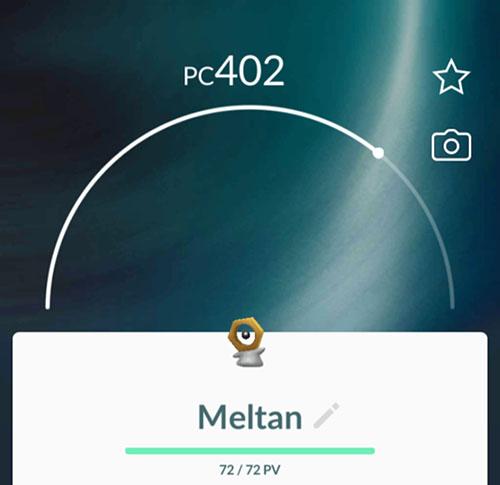 Cliché GO Pokémon GO