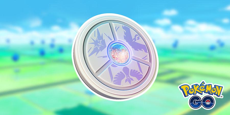 Pokémon GO : le Médaillon d'équipe disponible dès le 26 Février