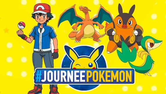 Fêtez le Pokémon Day sur Canal J
