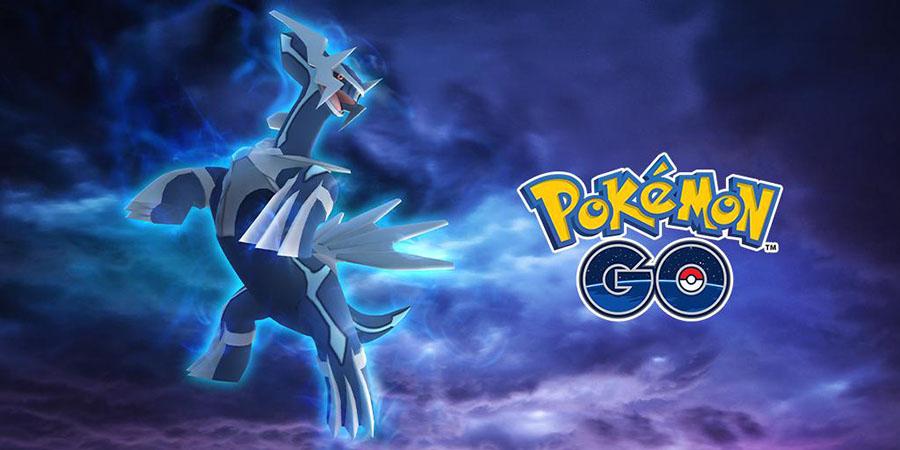 Pokémon GO - Dialga dans les Combats de Raids