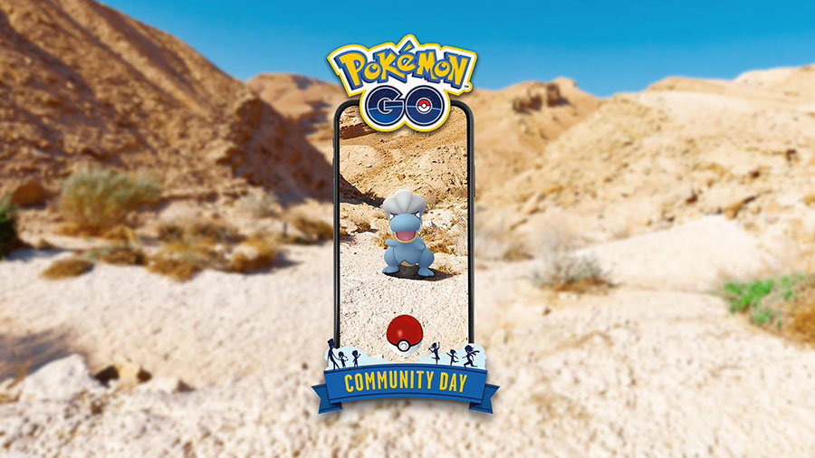 Pokémon GO : Draby en vedette du Pokémon GO Community Day du mois d'Avril