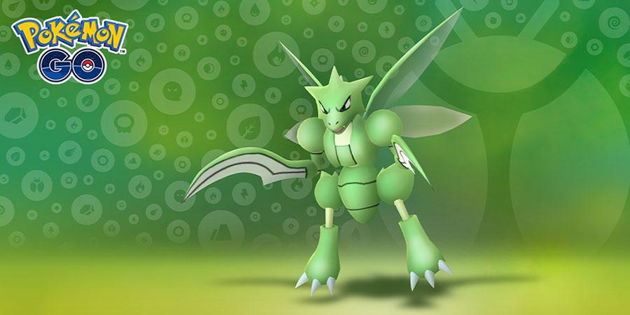 Pokémon GO : partez à la chasse aux Pokémon Insectes !