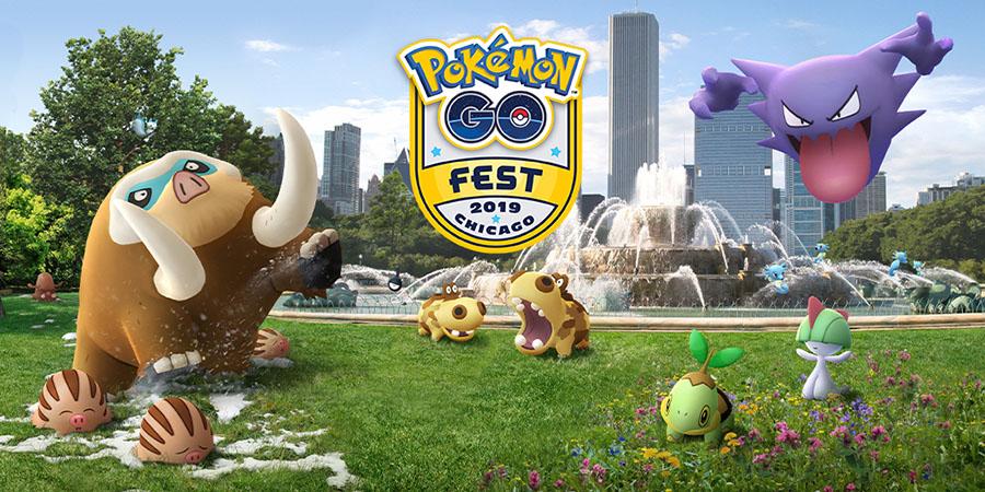 Pokémon GO : date des Pokémon GO Fest et Community Day