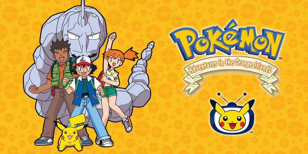 Animé : film Pokémon 2 et deuxième saison animée disponibles sur la TV Pokémon