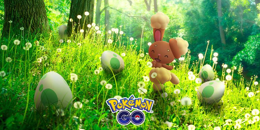 Pokémon GO - Festival des Œufs