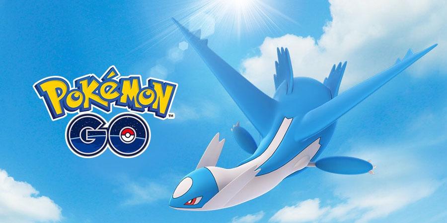 Pokémon GO : Latios de retour dans les Combats de Raid