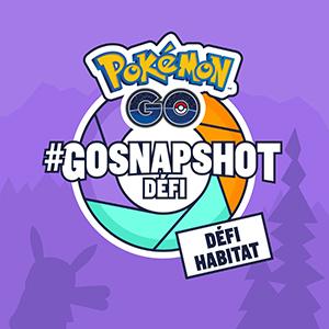 Aventure n°2 : Défi Habitat Pokémon GO