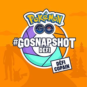 Aventure n°1 : Défi Copain Pokémon GO