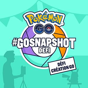 Aventure n°3 : Défi Création GO Pokémon GO
