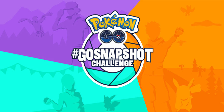 Pokémon GO : concours photo avec la fonctionnalité Cliché GO !