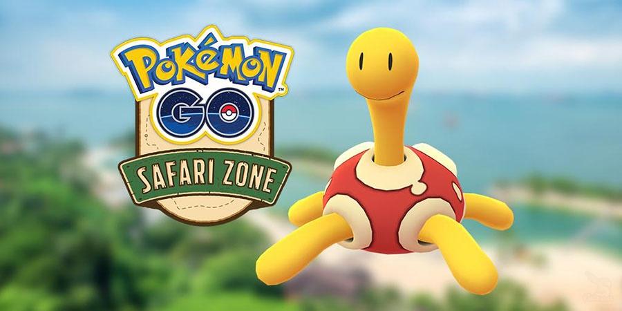 Pokémon GO : Safari Zone prévu à Singapour