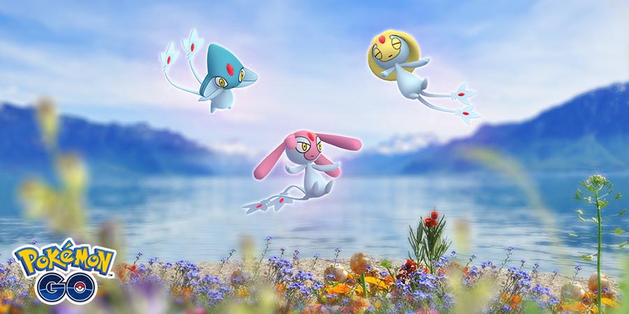 Pokémon GO : Créhelf, Créfollet et Créfadet à la tête des Combats de Raid !