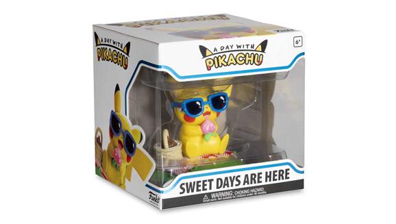 La Funko Pokémon A Day with Pikachu du mois de Mai dévoilée