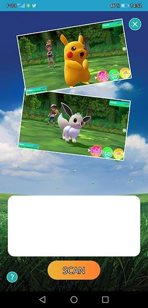 Pokémon Let's Go Pikachu & Évoli : obtenir le Pikachu ou Évoli chromatique !