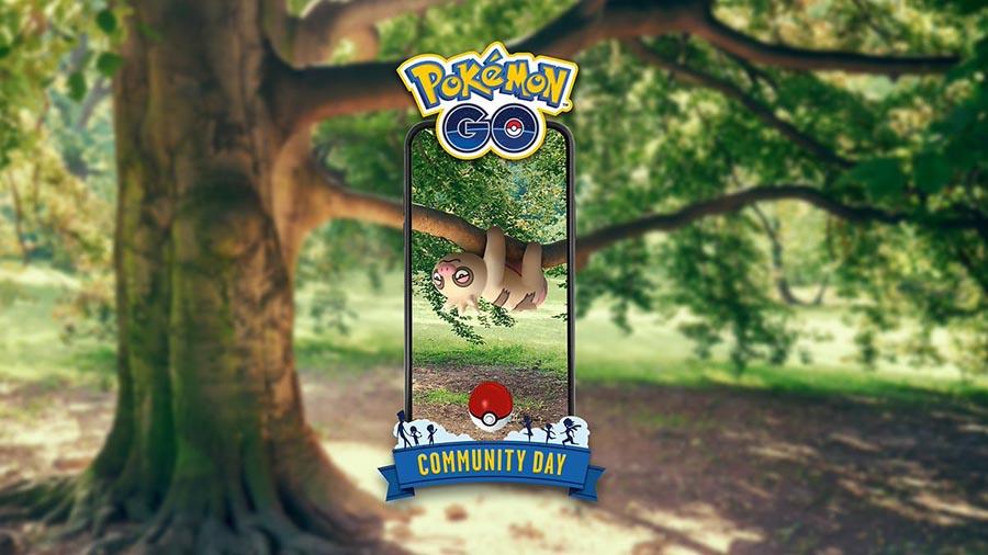 Pokémon GO :  Parecool en vedette du Pokémon GO Community Day du mois de Juin