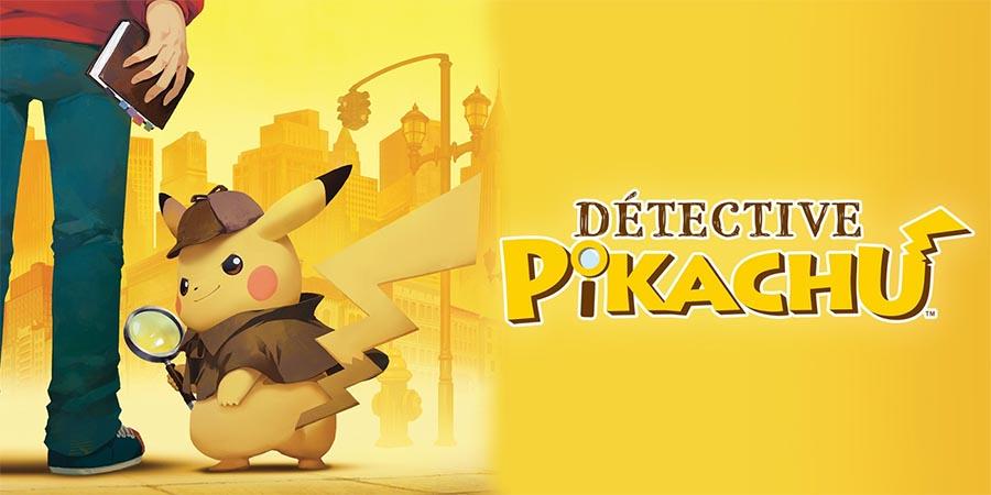 Détective Pikachu arrivera sur Nintendo Switch