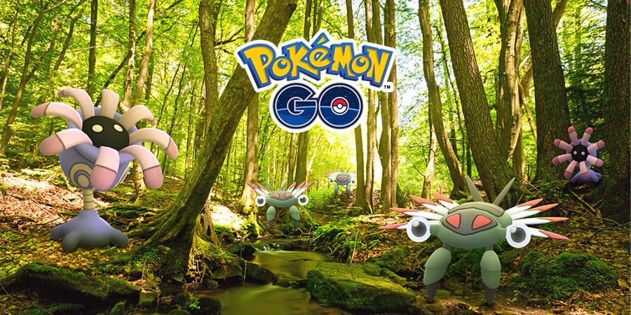 Pokémon GO - Semaine Aventure 2019