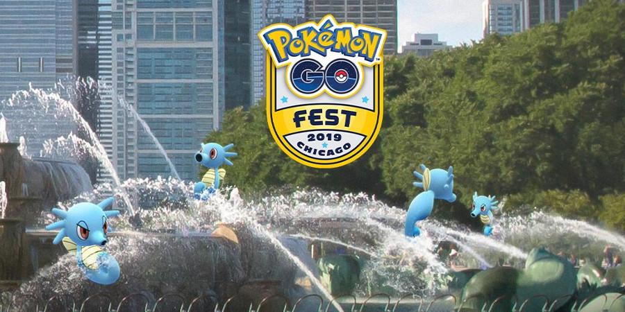 Pokémon GO Fest de Chicago 2019