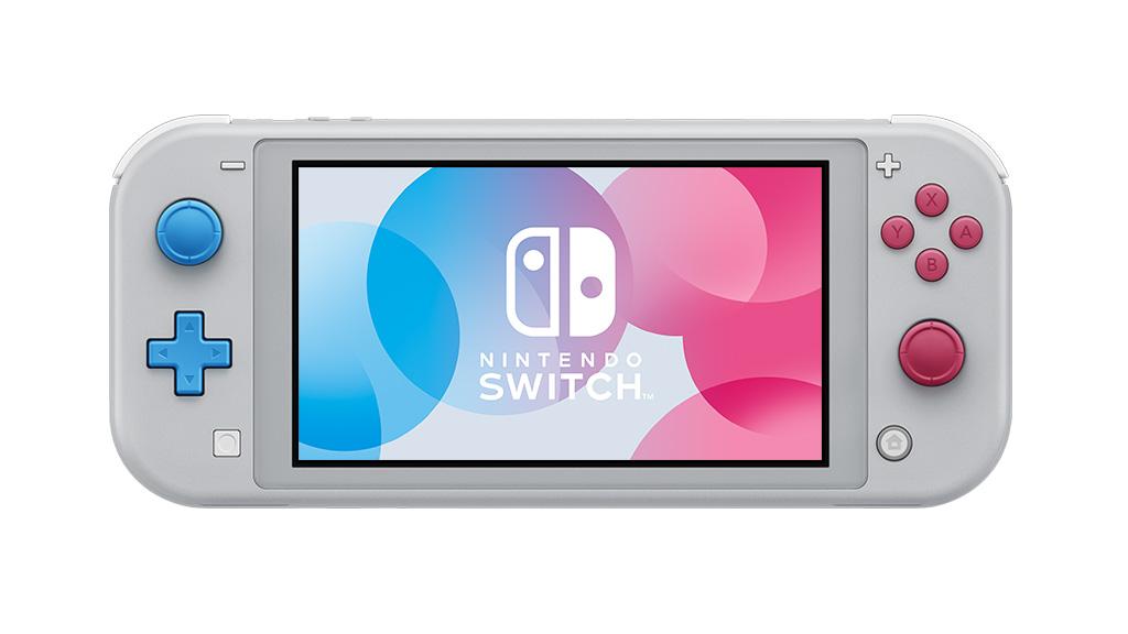 Pokémon Épée et Bouclier : une Nintendo Switch Lite aux couleurs des jeux